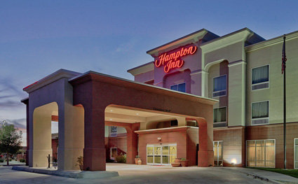 Hampton Inn - Lordsburg, New Mexico