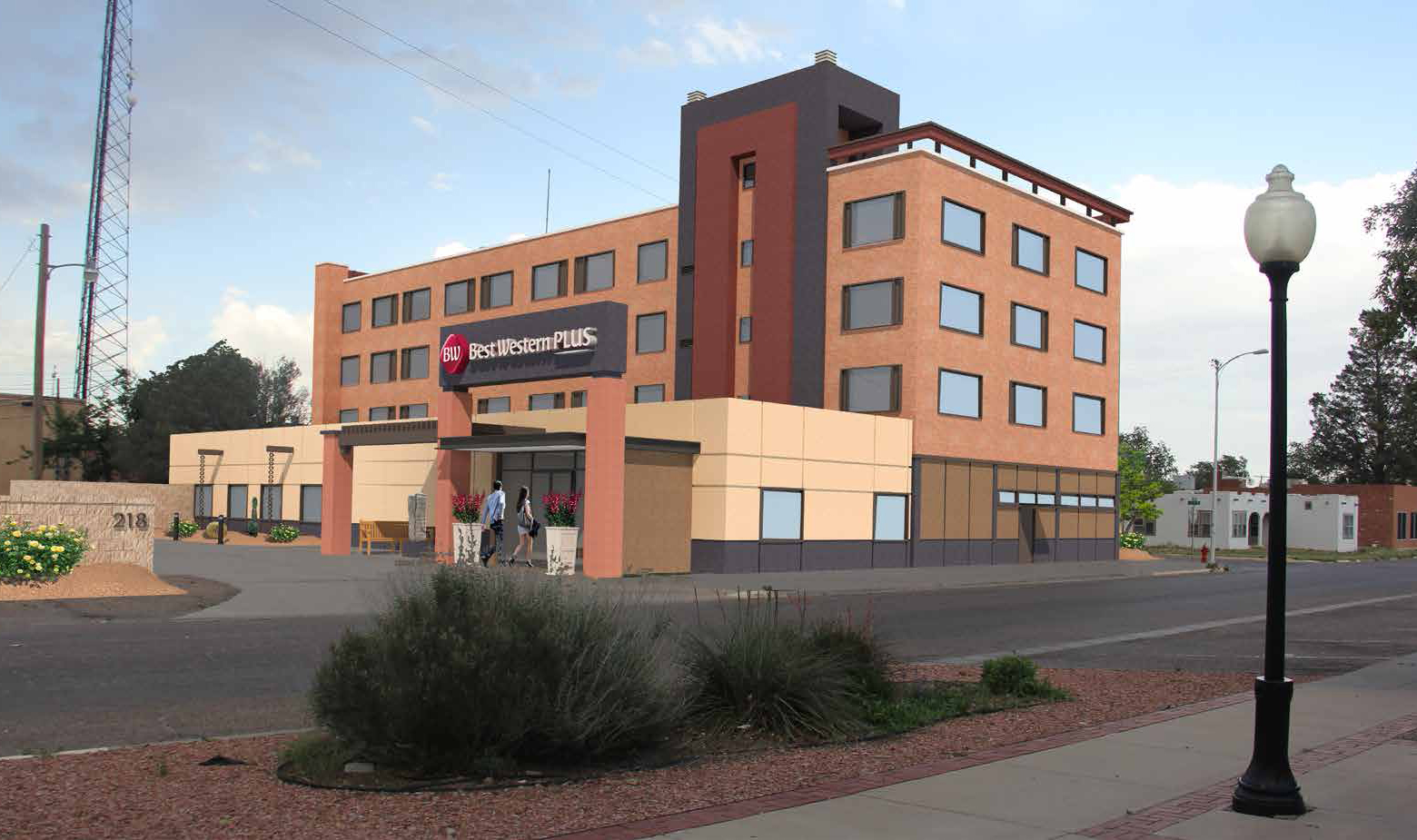 Best Western Plus – Portales Inn, Portales, New Mexico (First Quarter 2019)